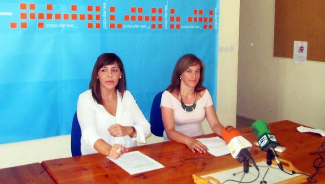 Irene Moreno y Piedad Tercero sacan brillo a la EPA