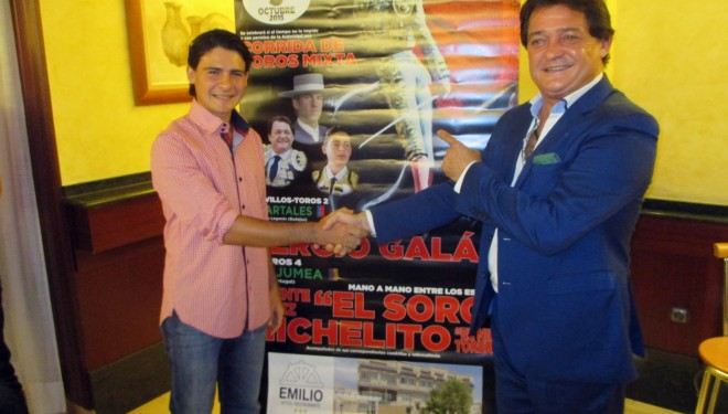 Michelito, el niño-torero mexicano, presenta su primer cartel en España