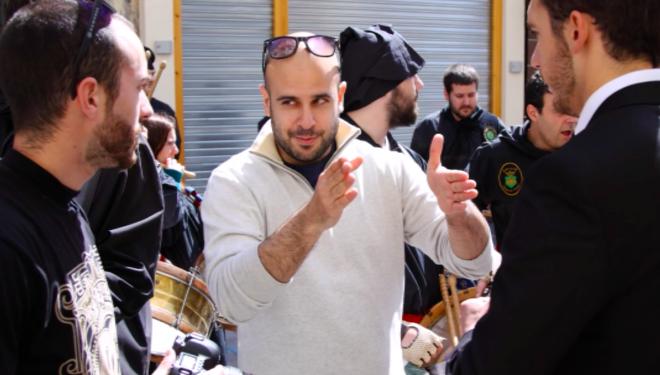 Alberto Alfaro y José García protagonistas del próximo cortometraje de Ismael Olivares