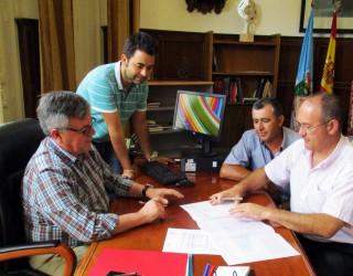 El Ayuntamiento firma de un convenio con la Asociación Desarrollo