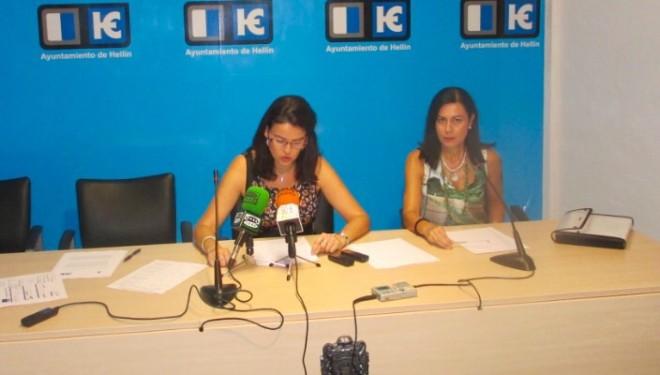 Beatriz Jiménez habla sobre los trabajos y proyectos llevados a cabo desde su concejalía