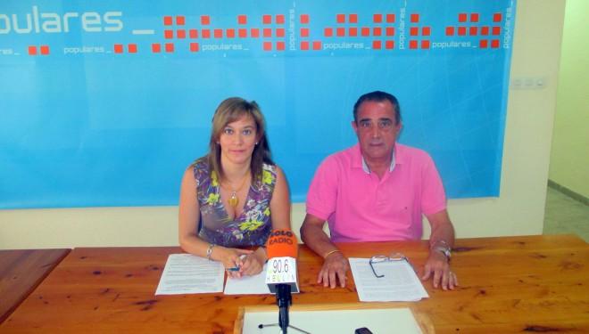 El Partido Popular pide públicamente a la coalición PSOE IU-G que comiencen a trabajar en el Ayuntamiento