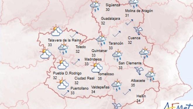 Alerta por fenómenos meteorológicos adversos en toda la región