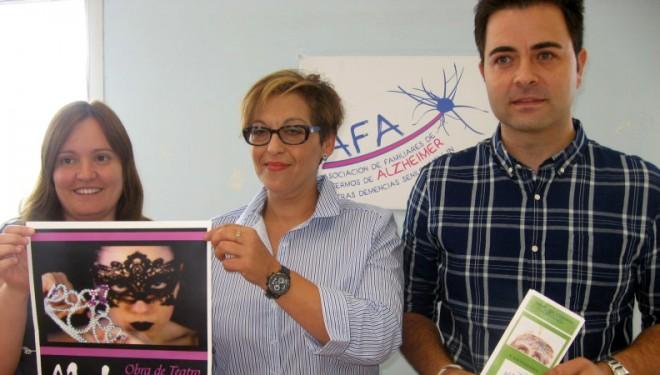 Actividades de la Asociación de Enfermos de Alzheimer