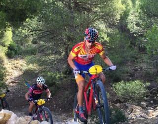 En Fuente-Álamo los más fuertes fueron Alberto López y Pilar Murcia