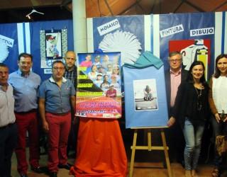 Presentación de los carteles de la Carrera Solidaria y la Media Maratón
