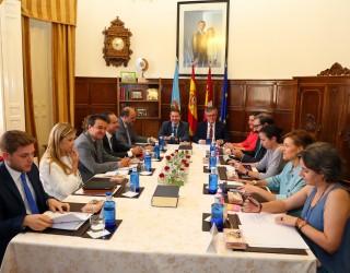 El Consejo de Gobierno de la Junta afronta los principales problemas de Hellín