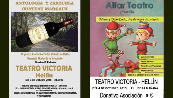 Concierto Lírico y de Zarzuela en el Teatro Victoria