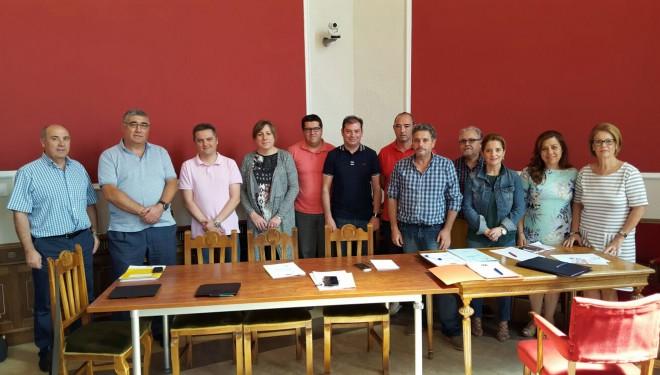 Reunión constitutiva de la Mesa Local por el empleo