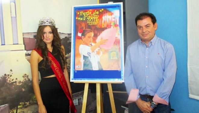 Presentación de Miss Turismo Castilla-La Mancha