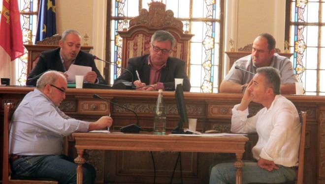 Tranquila sesión plenaria con la aprobación por unanimidad de la mayoría de los asuntos