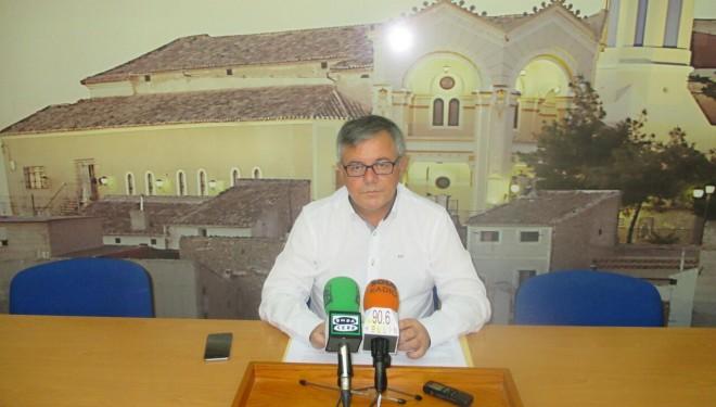 Entrevista de Ramón García con el consejero de Agricultura de la Junta