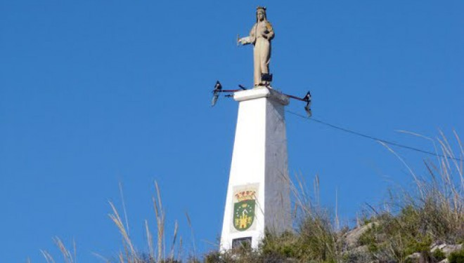 Romería al Cerro del Pino en honor a la Virgen Reina