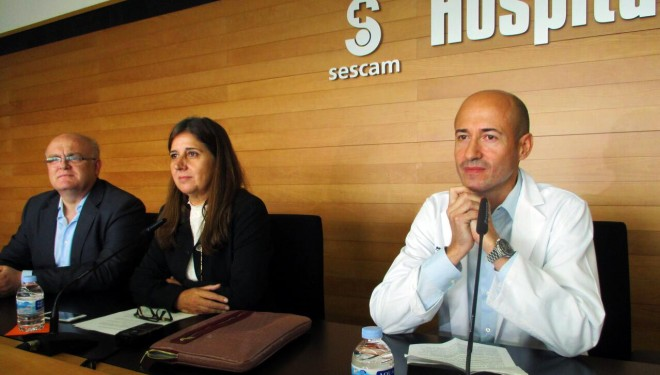 Ángel Losa, nuevo gerente del Hospital Comarcal de Hellín