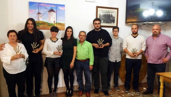 Entrega de trofeos de la Asociación de Empresarios y Profesionales de los Campos de Hellín