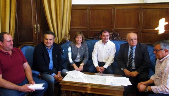 El alcalde de Hellín en contra del recrecimiento de la presa del embalse de Camarillas