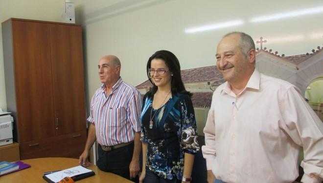 """Presentación del curso de la Universidad Popular """"Abriendo horizontes"""""""