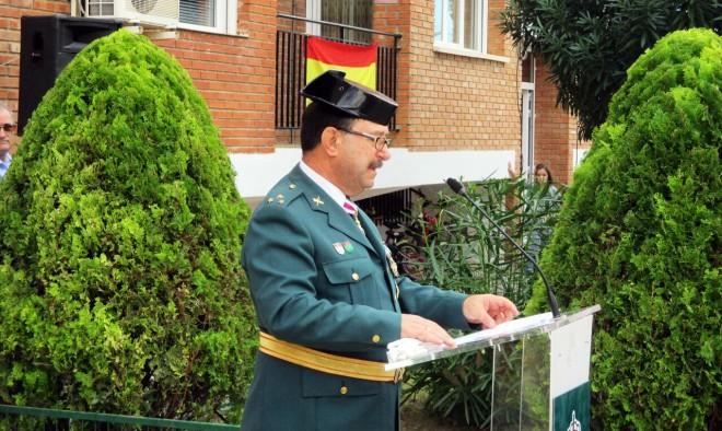 Capitán de la Guardia Civil / EFDH