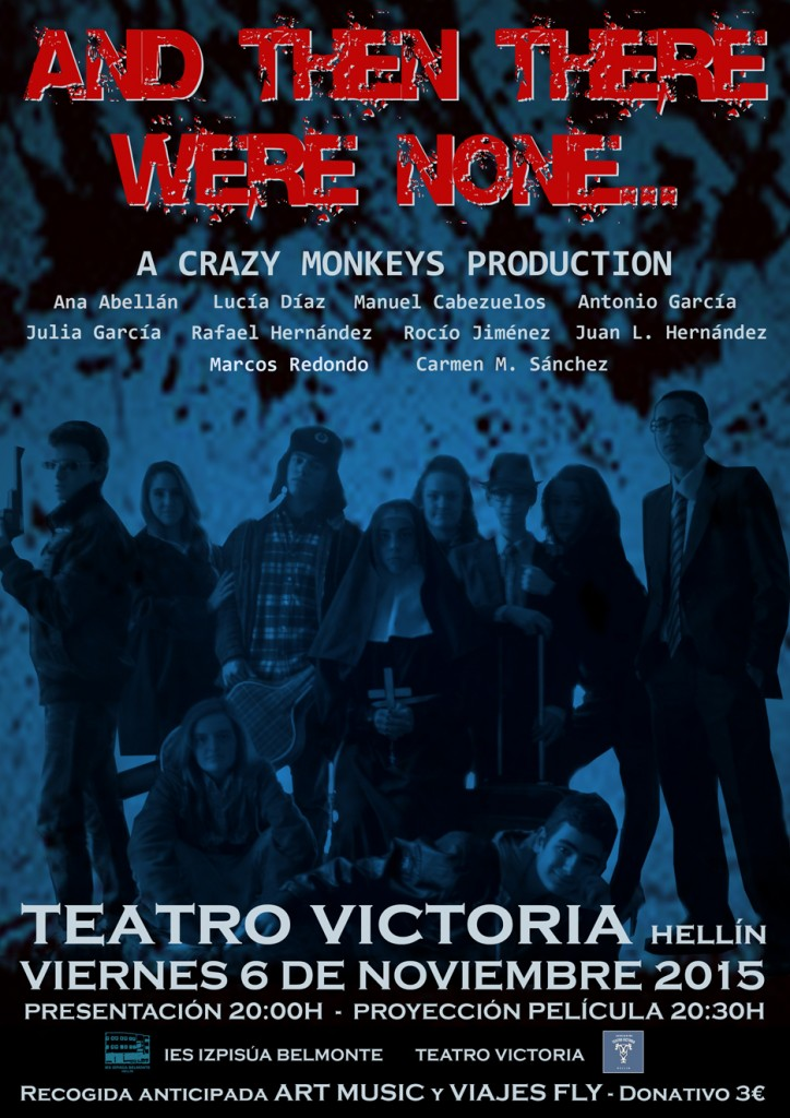 cartel-cine-IES Izpisúa Belmonte-completo
