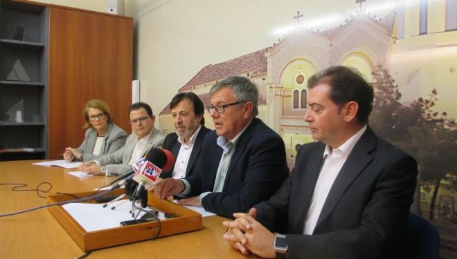 El Ayuntamiento de Hellín y FEDA rubrican un convenio de colaboración en materia de comercio