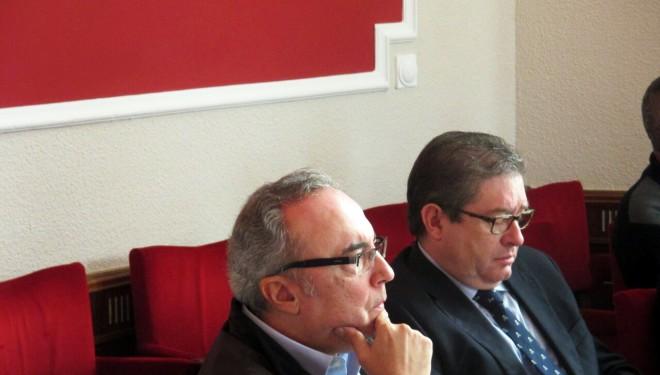 La ex concejal, Covadonga López, condenada por intromisión ilegitima en el honor y la propia imagen del que fuera Director del Hospital, Emilio López Gallardo