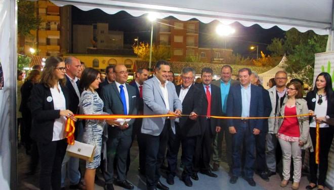 Inauguración del III Día  de la Comarca Campos de Hellín