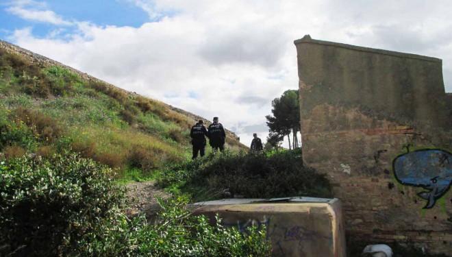 Un hombre muere arrollado por un tren en el estrecho del Cerro del Pino