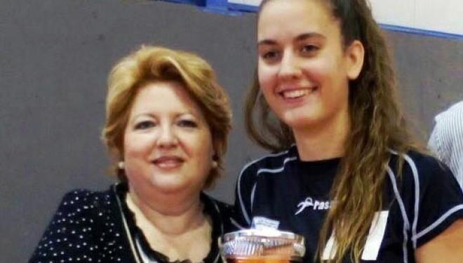 El CAI Teruel de voleibol ficha a la hellinera Marta Valenciano