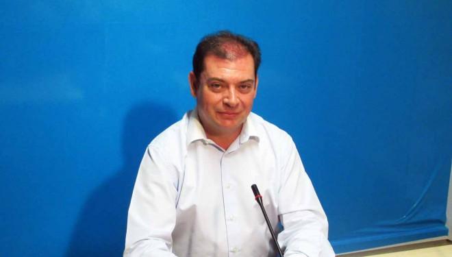 Javier Morcillo critica la moción de Ciudadanos sobre el Mercado de Abastos