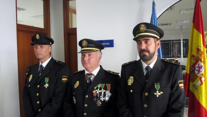Celebración de los patronos de la Policía Nacional