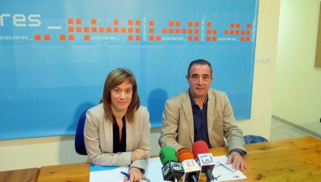 Irene Moreno hace balance de la legislatura