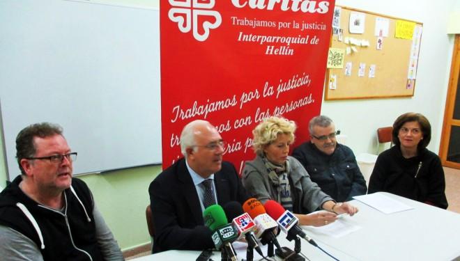 Cáritas hace públicos sus proyectos de integración Social del Sistema Público de Servicios Sociales