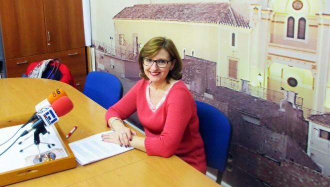 Carmen Rodríguez hace una extensa referencia sobre el estado actual de la Sanidad en la comarca