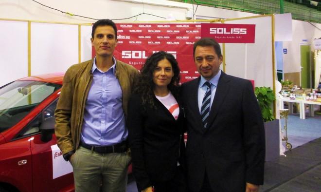 Seguros Soliss pratrocinador de la Feria Celebra 2015 / EFDH