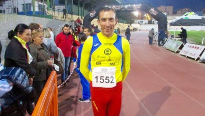 José Martínez Morote ganador de las 1.000 Varas Solidarias