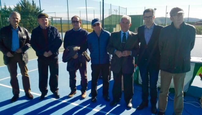 El Club de Tenis Hellín celebra su 40 aniversario