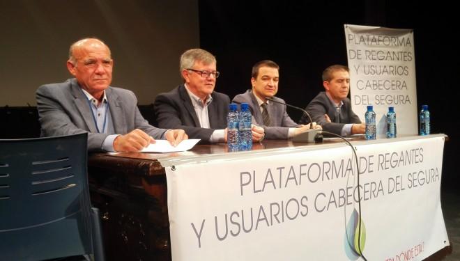 """Comenzó la Jornada """"Los recursos hídricos en el sureste de Albacete"""""""
