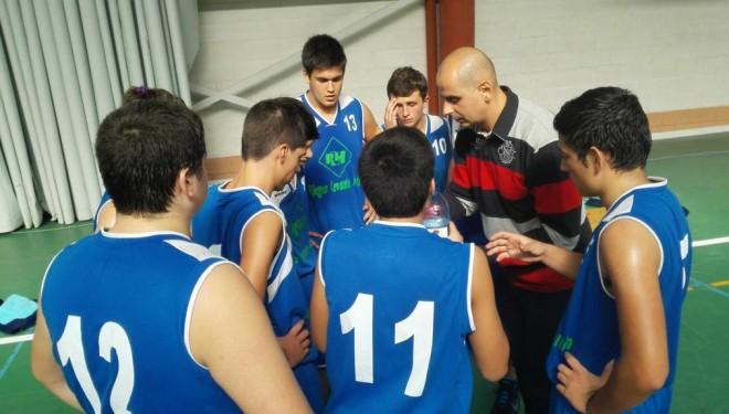 Suspendido el partido de ADB Hellín Junior en Albacete
