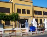 Un aula con 10 alumnos de cinco años, confinados en el CEIP Martínez Parras