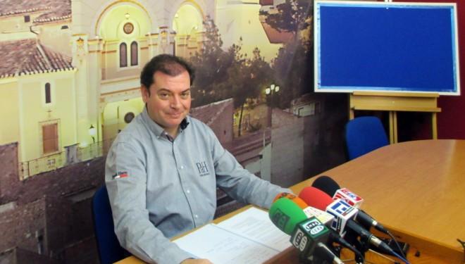Javier Morcillo deja claro la ubicación del mercadillo semanal para el próximo año