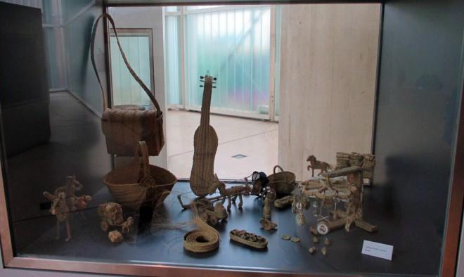 Museo de Semana Santa, exposición sobre el esparto/ EFDH