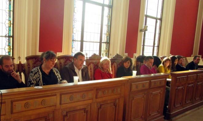 Pleno ordinario de Hellín / EFDH.