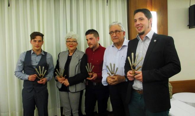 Premios APECHE 2015