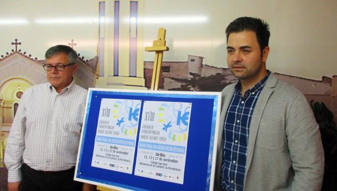 Los barrios del Calvario y Ribera serán los protagonistas de las XVIII Jornadas de Formación Familiar