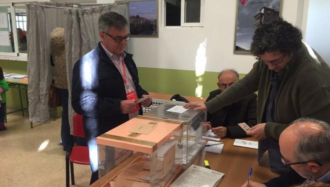 Terminó la jornada electoral