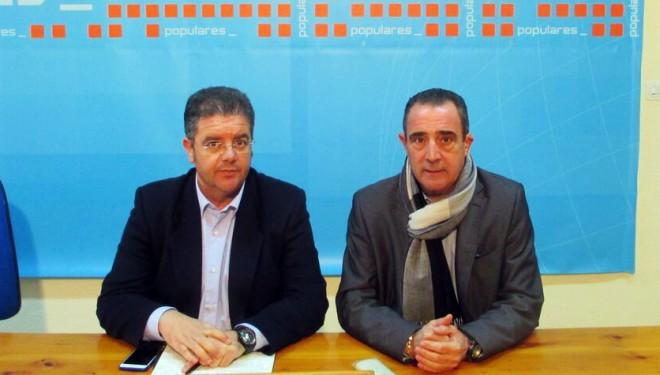 Juan Antonio Moreno anuncia importantes rebajas fiscales con el gobierno del PP