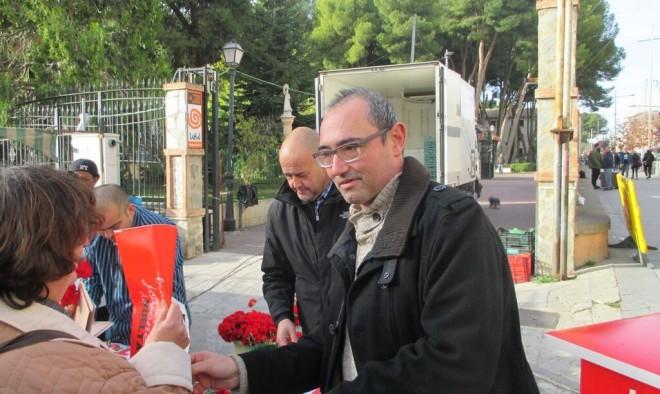 Juan A. Andújar /PSOE Hellín / EFDH