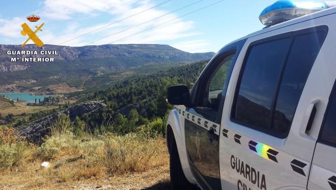Localizadas seis personas que se habían desorientado haciendo senderismo en Nerpio