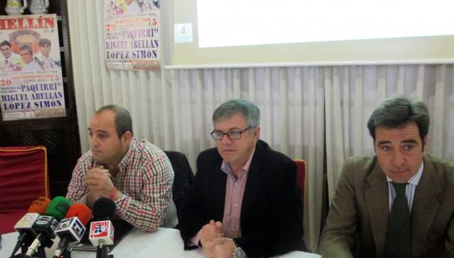 Presentado el cartel taurino para el Domingo de Ramos