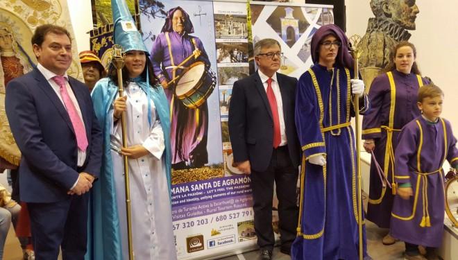 La Semana Santa de Agramón  protagonista en FITUR